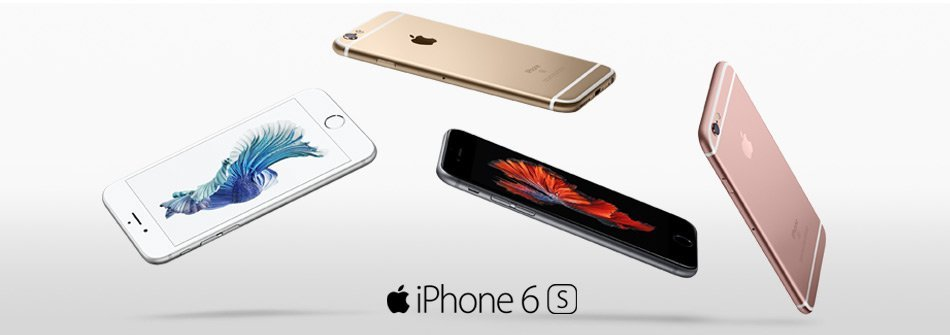 Buy iPhone 6s now