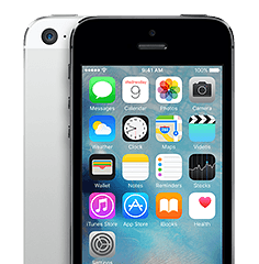 Buy iPhone 5s on Vodafone today