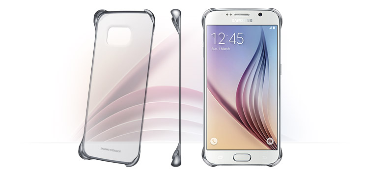 Samsung Galaxy S6 - Free clear case